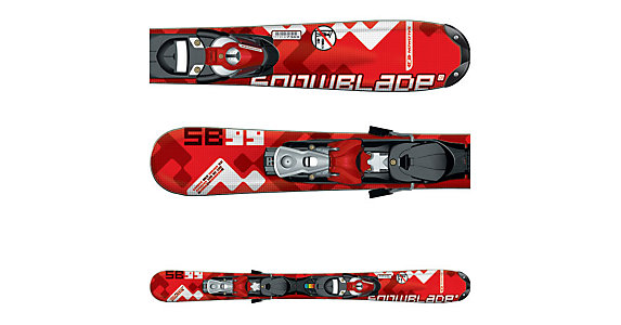 Salomon Snowblades Ski Boards 99 cm. Never Used | #127093018