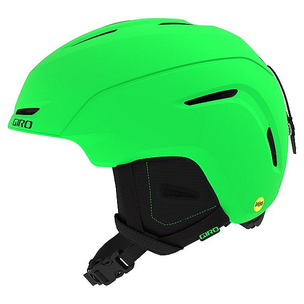 Giro Neo MIPS Kids Helmet, Matte Bright Green, 600