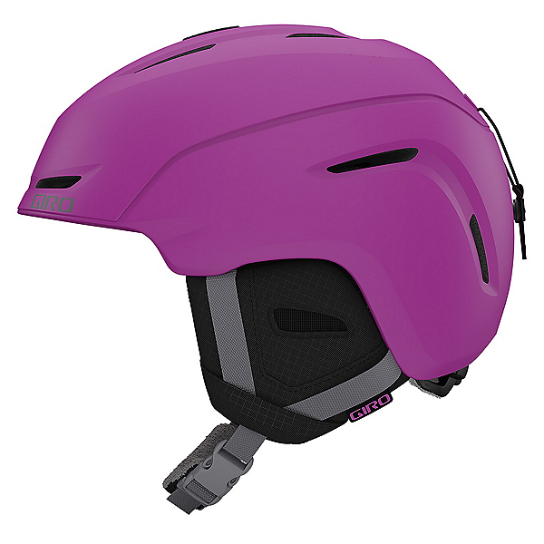 Giro Neo Jr. Kids Helmet 2022, Matte Berry, 600