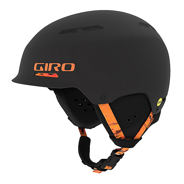 Giro Trig MIPS Helmet 2020, Matte Black Lava, 600