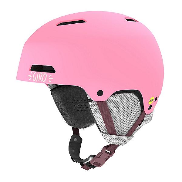 Giro Crue MIPS Kids Helmet 2020, Matte Pink Namuk, 600