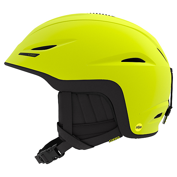 Giro Union MIPS Helmet 2020, Matte Citron-Black, 600