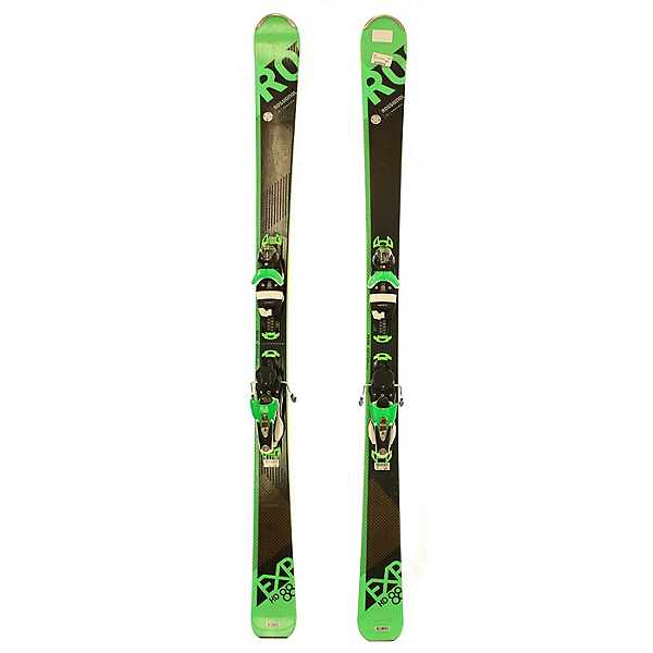 Used 2018 Rossignol Experience 88 HD Skis Look SPX 12 Bindings Silver/Bronze, , 600