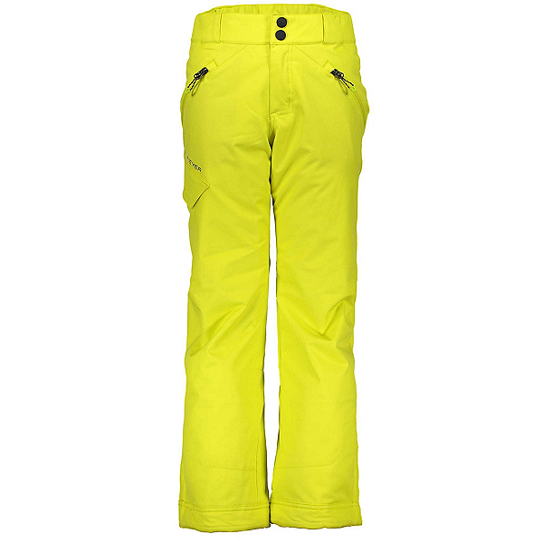 Obermeyer Brisk Kids Ski Pants 2020, Flash Bulb, 600