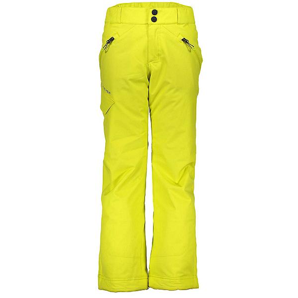 Obermeyer Brisk Kids Ski Pants, Flash Bulb, 600