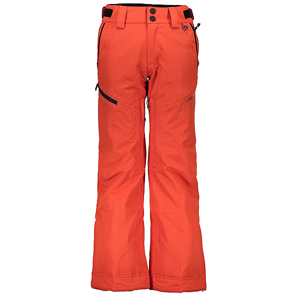 Obermeyer Parker Kids Ski Pants, Iron Oxide, 600