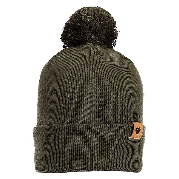 Obermeyer Cleveland Knit Pom Kids Hat, Military Time, 600