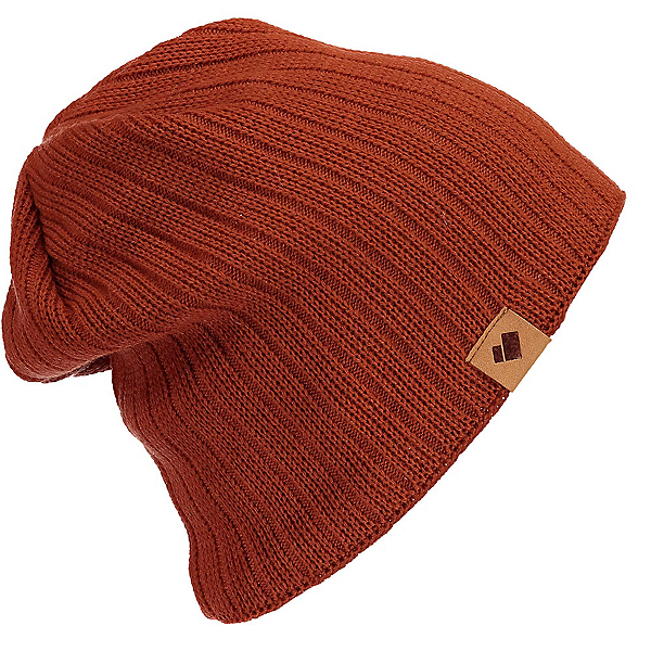Obermeyer Pittsburg Knit Kids Hat, Iron Oxide, 600