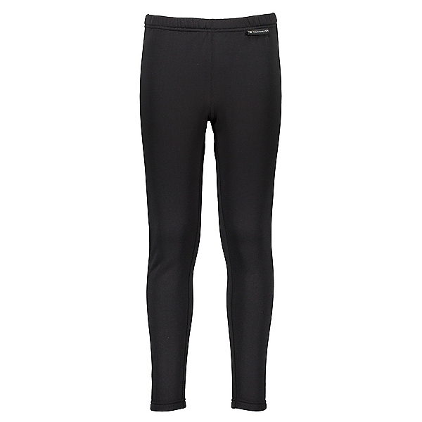 Obermeyer Ultragear Kids Long Underwear Bottom 2020, Black, 600