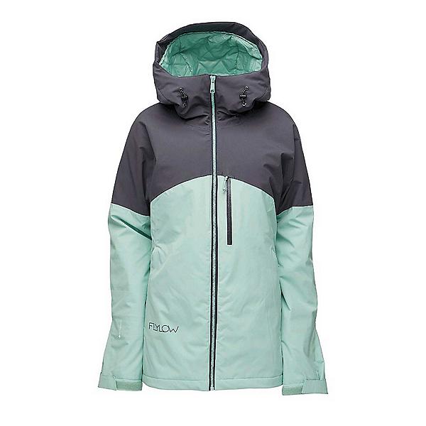 Flylow Sarah Womens Insulated Ski Jacket, Nightfall-Willow, 600