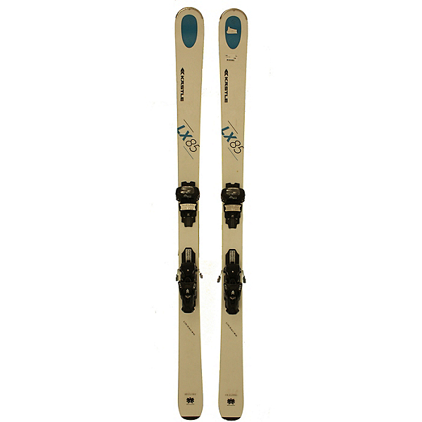 Used 2017 Kastle LX85 Skis + K13 Attack Bindings (A Cond), , 600