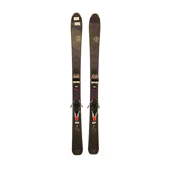 Used 2018 K2 Ooolaluv 85Ti skis with Marker Grip Walk bindings (A Condition) Skis, , 600