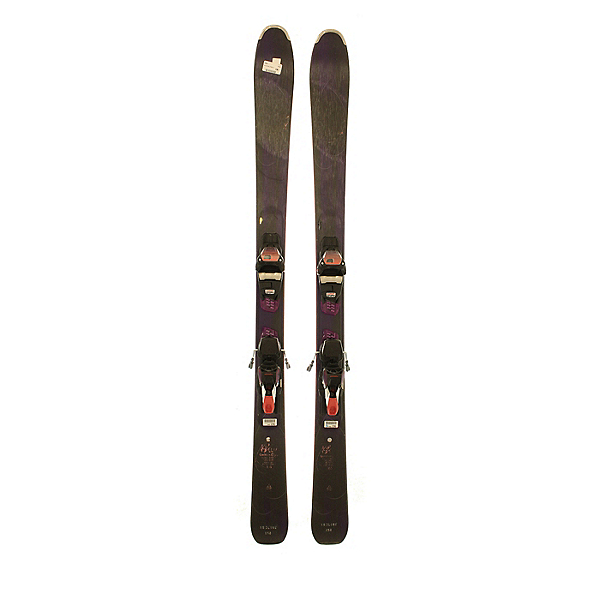 Used 2018 K2 Ooolaluv 85Ti skis with Marker Grip Walk bindings (C Condition) Skis, , 600