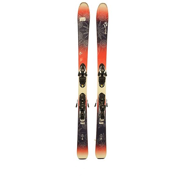 Used 2016 K2 Ooolaluv 85Ti skis withZ10 bindings (A Condition) Skis, , 600