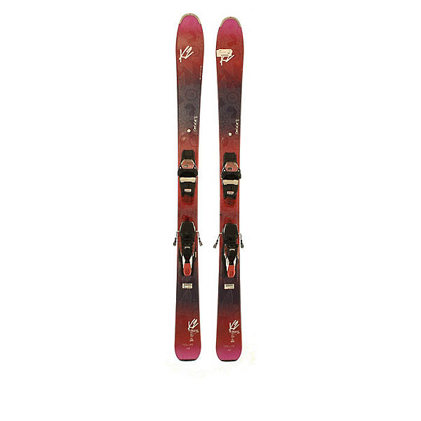 Used 2017 K2 Ooolaluv 85Ti skis with Marker Grip Walk bindings (A Condition) Skis, , 600