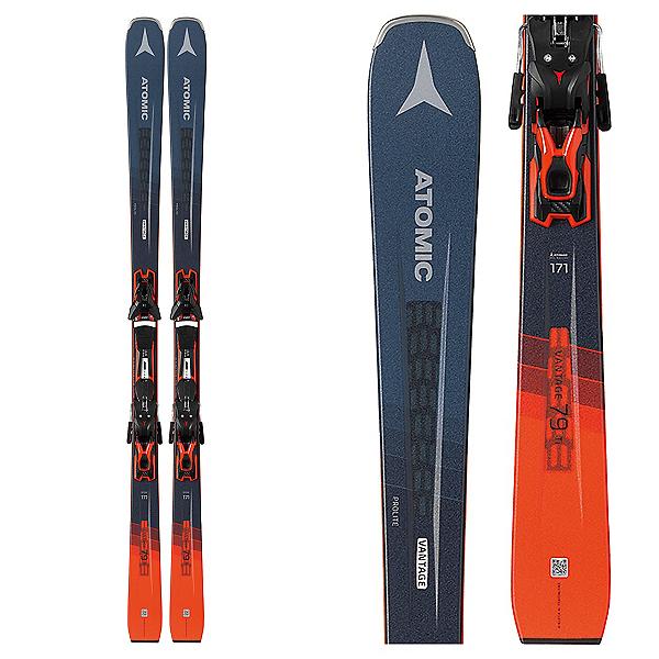 Atomic Atomic Vantage 79 TI Skis with FT 12 GW Bindings, , 600