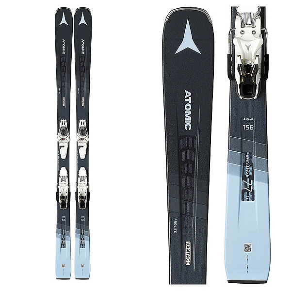 Atomic Vantage 77 TI W Womens Skis with L 10 GW Bindings, , 600