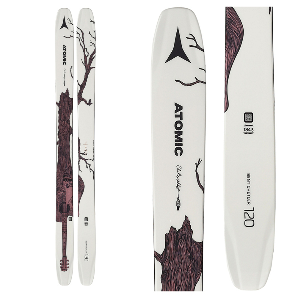 Atomic Bent Chetler 120 Skis 2020