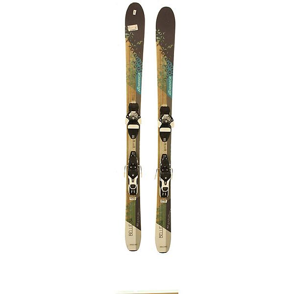 Used 2017 Nordica Belle 84 Skis with Warden 11 bindings (A Condition), , 600