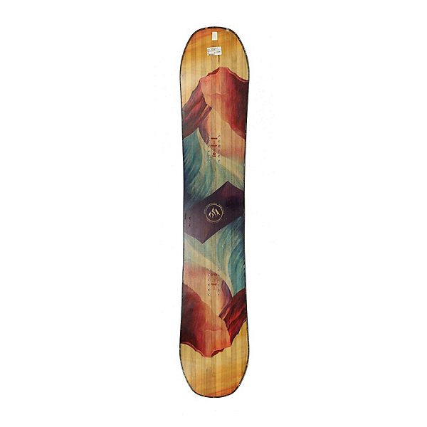 Used 2017 Womens Jones Twin Sister Snowboard Deck Only No Bindings A CONDITION, , 600