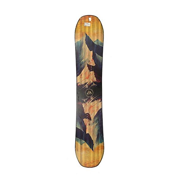 Used 2018 Womens Jones Twin Sister Snowboard Deck Only No Bindings A CONDITION, , 600
