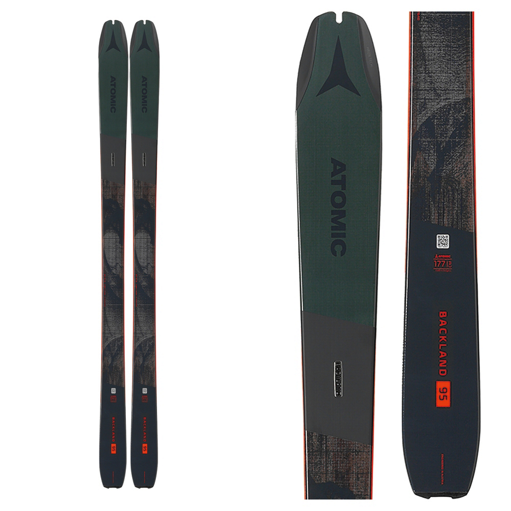 Atomic Backland 95 Skis 2020