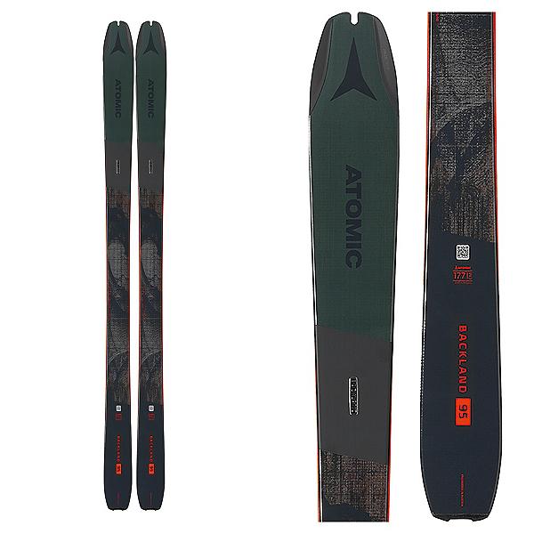 Atomic Backland 95 Skis 2020, , 600