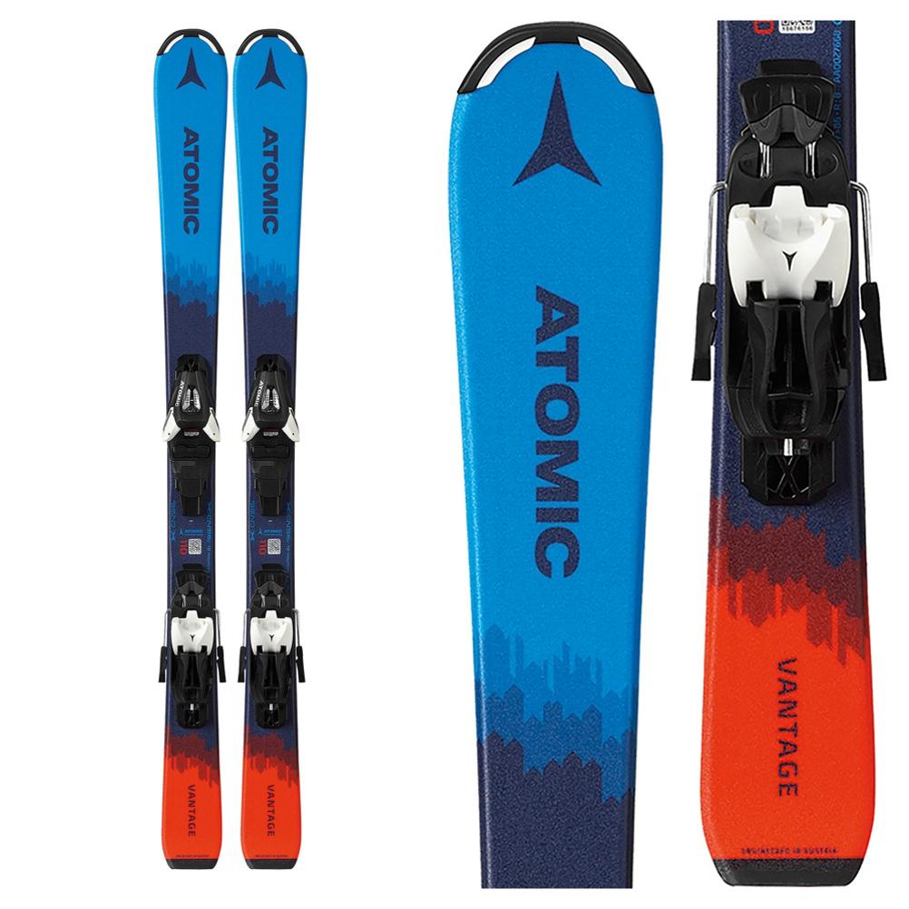 Atomic Vantage Jr 6 Kids Skis with L 6 GW Bindings 2020