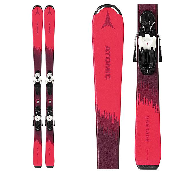 Atomic Vantage Girl X 6 Kids Skis with L 6 GW Bindings 2021, , 600