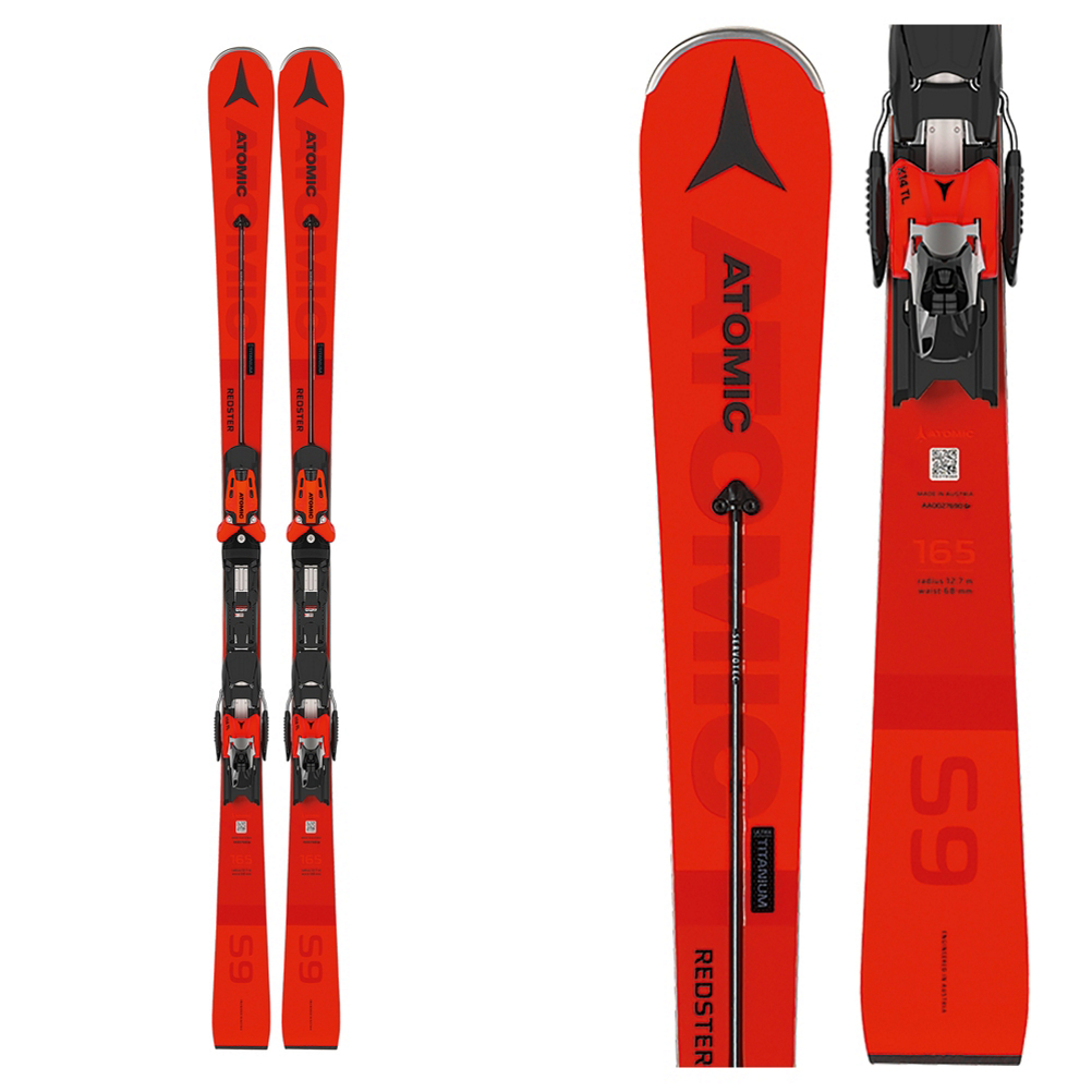 Atomic Redster S9 Race Skis with X 14 GW Bindings 2020