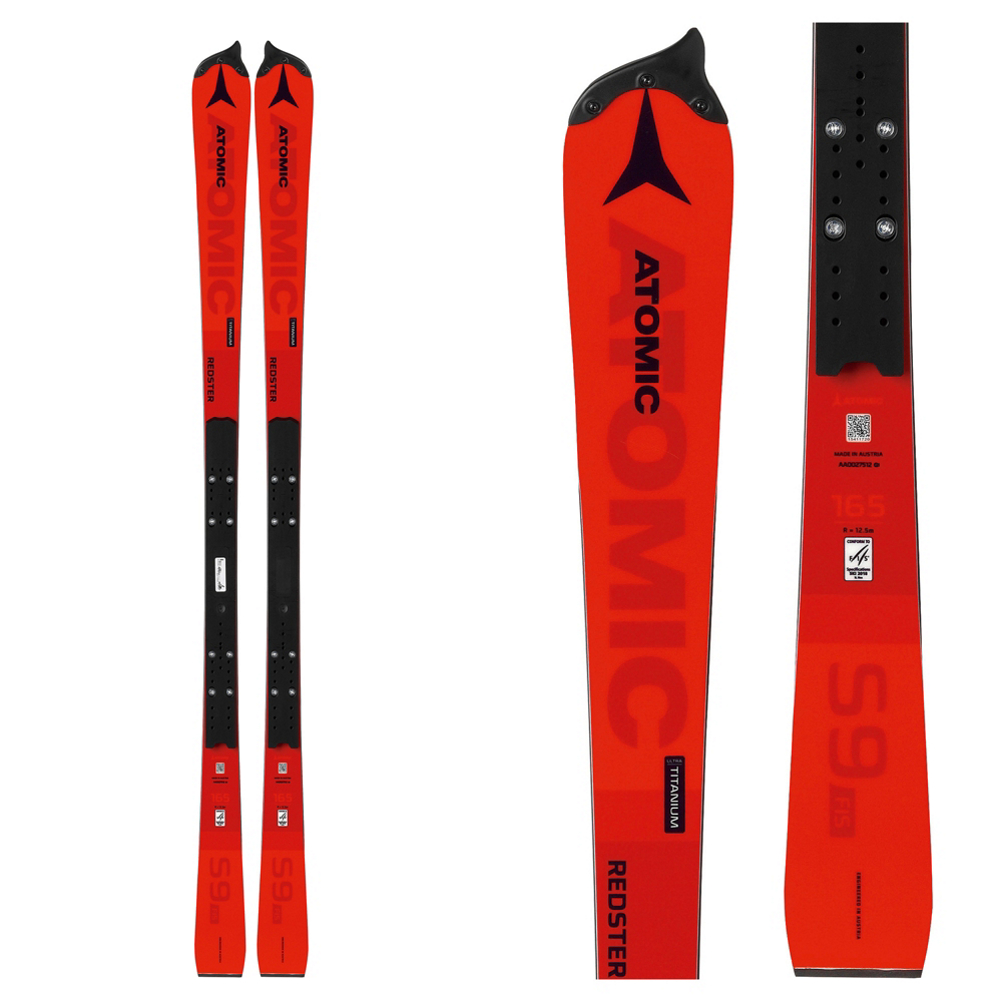 Atomic Redster S9 FIS M Race Skis 2020