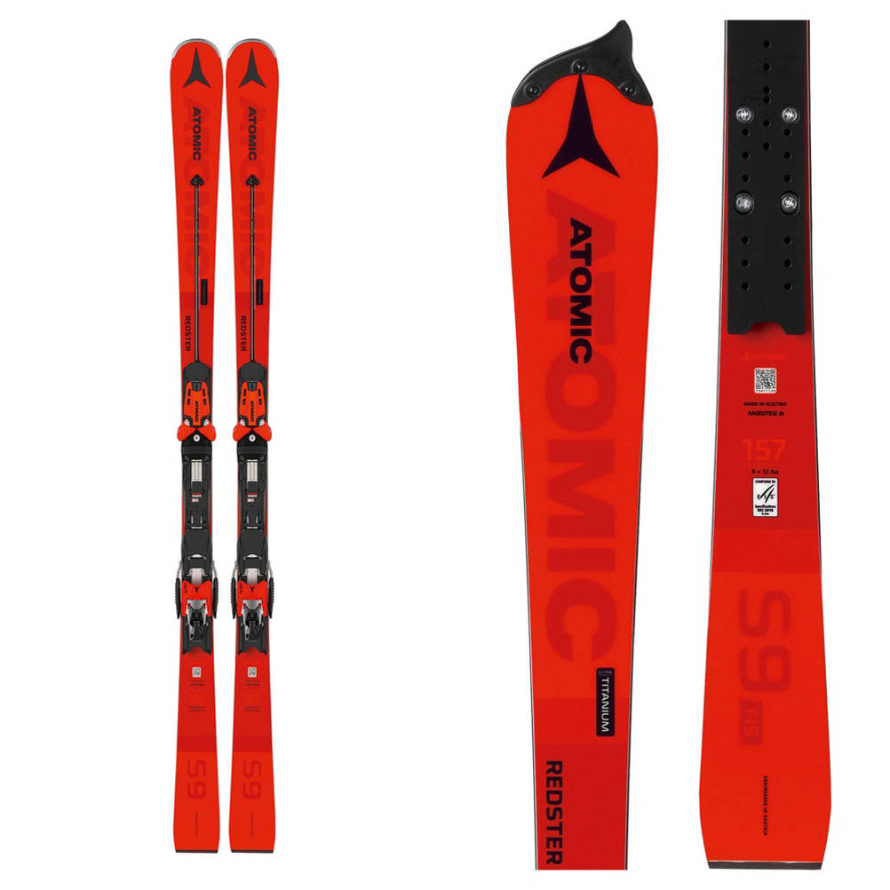 Atomic Redster S9 FIS W Race Skis 2020