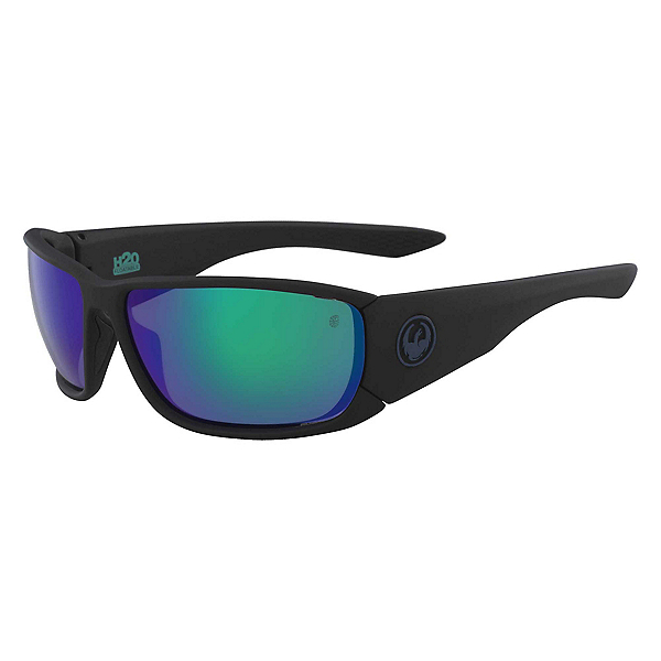 Dragon Tow In H2O Sunglasses, Green Ion, 600