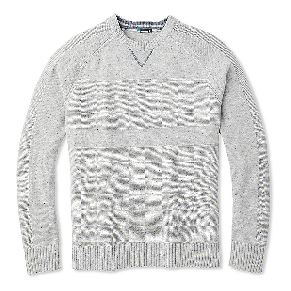 SmartWool Ripple Ridge Crew Mens Sweater 2020, , 600