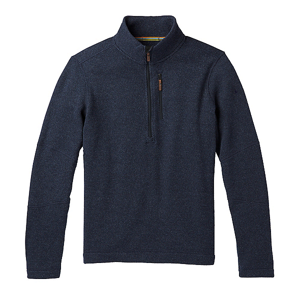 SmartWool Hudson Trail Fleece Half Zip Mens Sweater, , 600