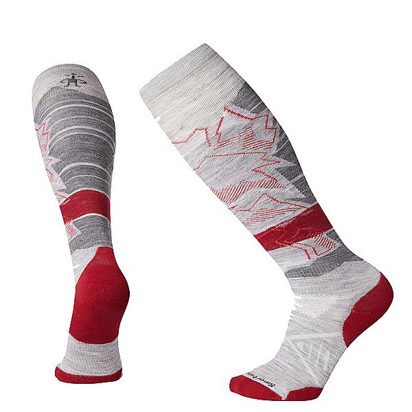 SmartWool PHD Ski Light Elite Patterned Ski Socks 2020, , 600