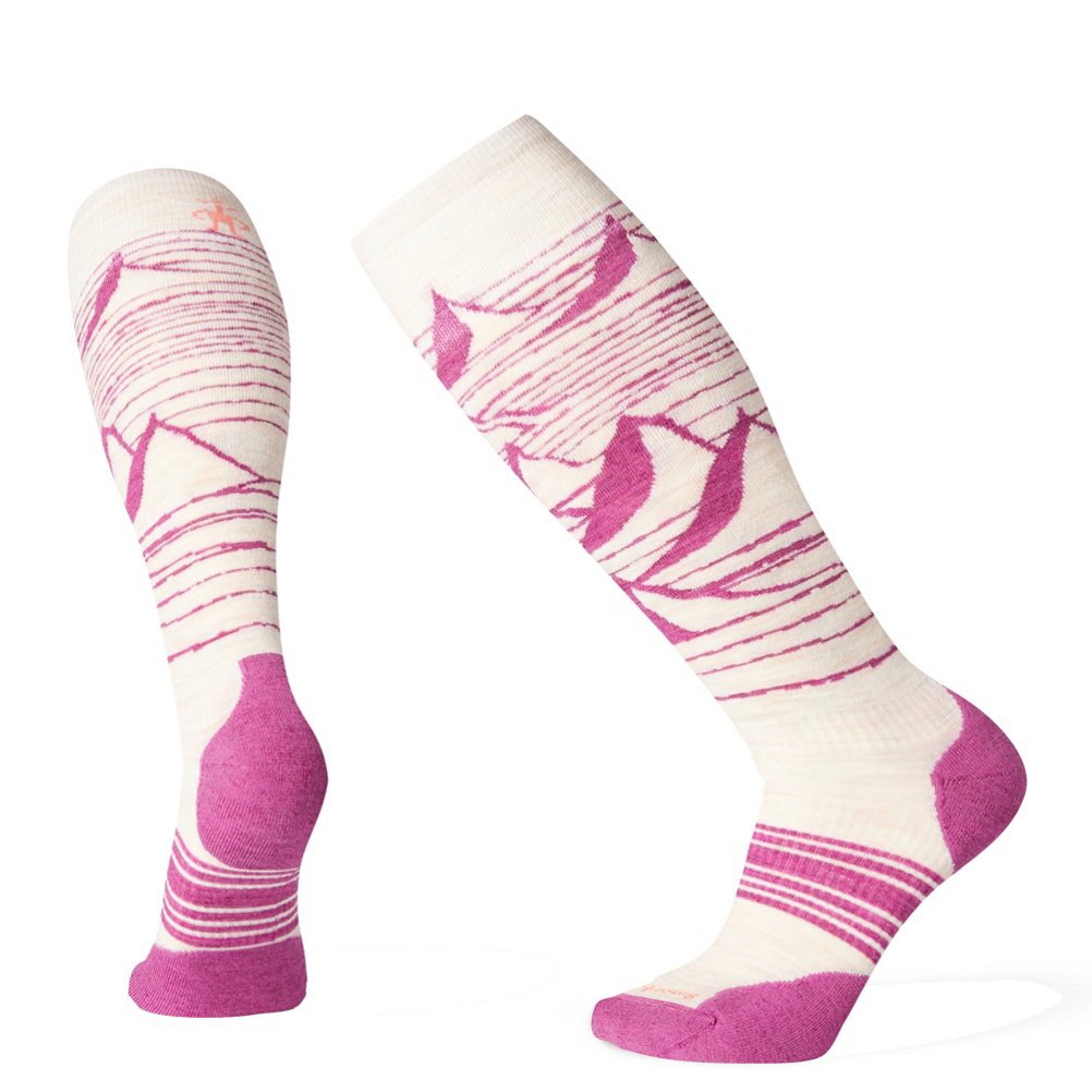 SmartWool PHD Snow Light Elite Womens Snowboard Socks 2020