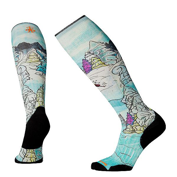 SmartWool PHD Ski LE Pow Days Ski Socks, , 600