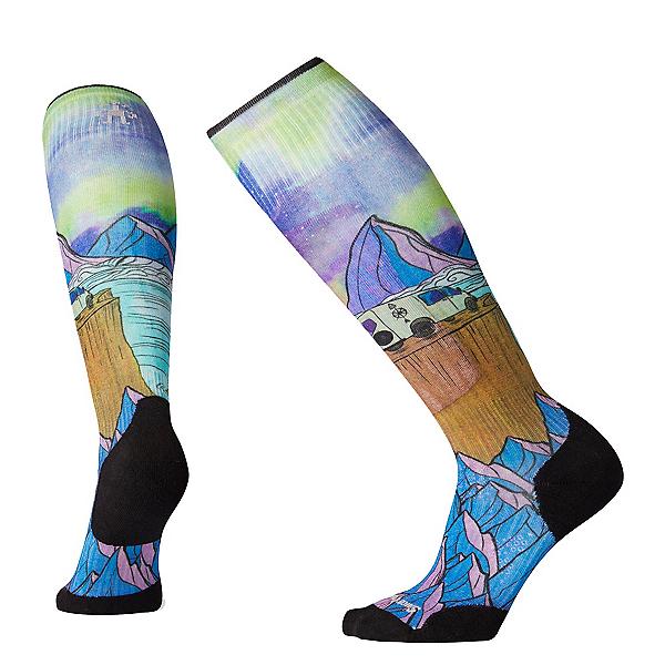 SmartWool PHD Ski Light Elite Northern Dream W Womens Ski Socks, , 600