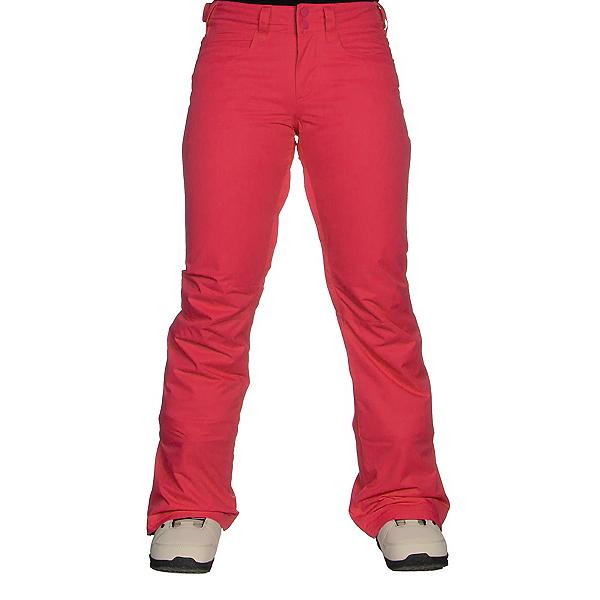 Roxy Backyard Womens Snowboard Pants 2020, Beetroot Pink, 600