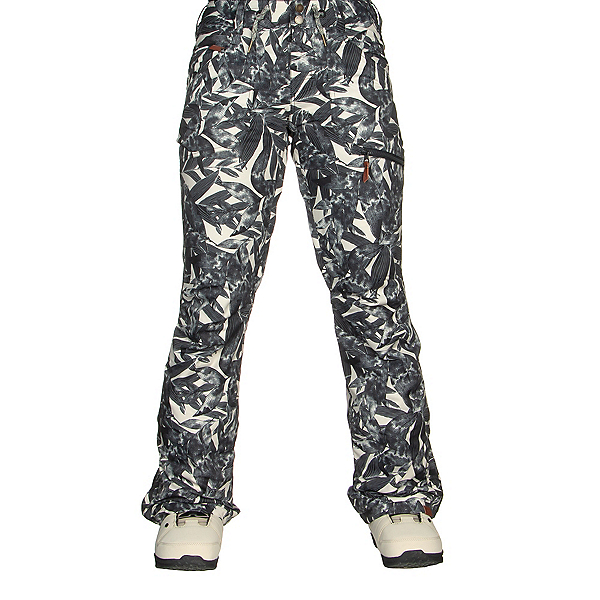 Roxy Nadia Print Womens Snowboard Pants, , 600