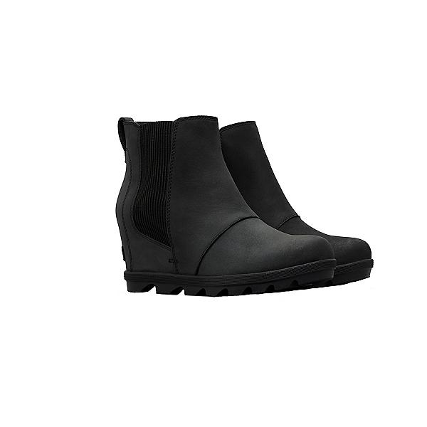 Sorel Joan of Arctic Wedge II Chelsea Womens Boots, , 600