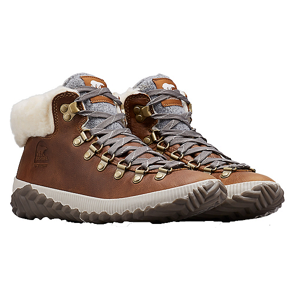 Sorel Out N About Plus Conquest Womens Boots, Elk, 600
