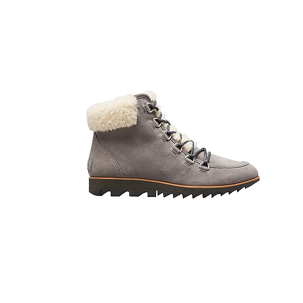 Sorel Harlow Lace Cozy Womens Boots, Light Grey, 600