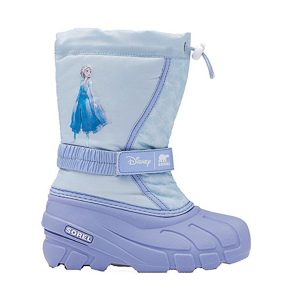 Sorel Frozen 2 Elsa Flurry Girls Boots 2020, , 600
