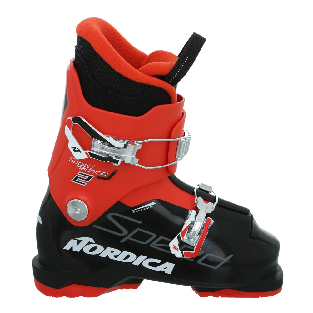 Nordica Speedmachine J2 Kids Ski Boots 2020 im test