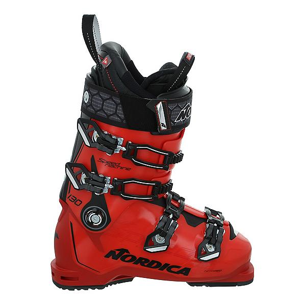 Nordica Speedmachine 130 Ski Boots 2020, Red-Black, 600