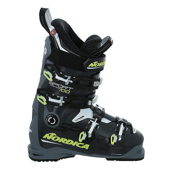 Nordica Sportmachine 100 Ski Boots 2020, , 600