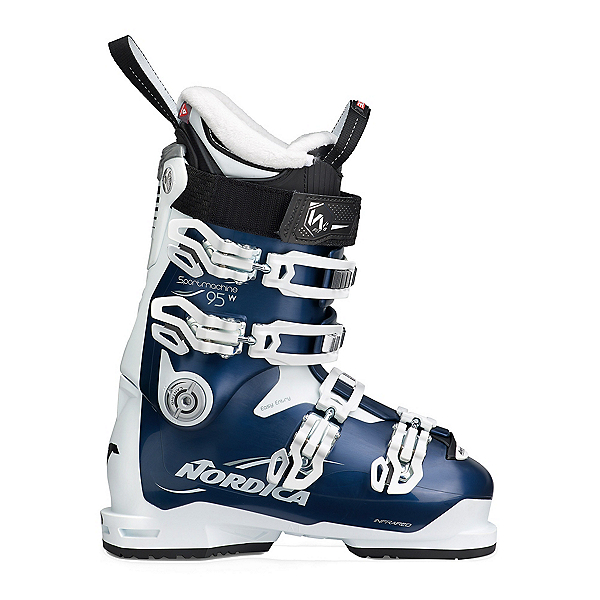 Nordica Sportmachine 95 Womens Ski Boots 2020, , 600