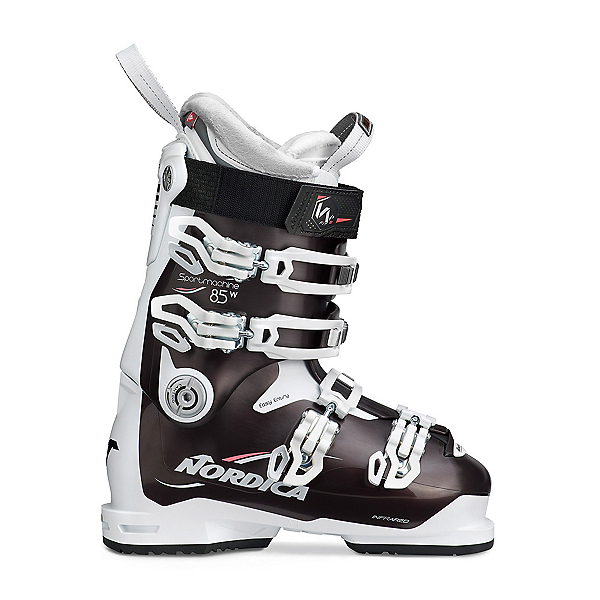 Nordica Sportmachine 85 Womens Ski Boots, , 600